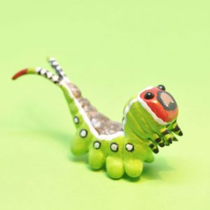 Polymer Clay Caterpillar