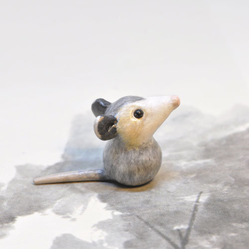 Polymer Clay Mouse